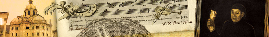 Francesco Pasquale Ricci & The Recueil